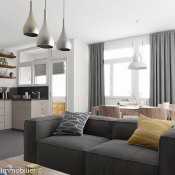 Rueil Malmaison, квартирa 3 комнаты, 60 m2