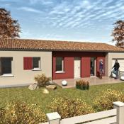 Maison 4 pièces + Terrain Neuville-de-Poitou