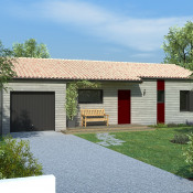 Maison 3 pièces + Terrain Niort