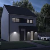Maison 4 pièces + Terrain Guichainville