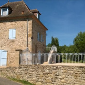 vente Maison / Villa 4 pièces Curemonte