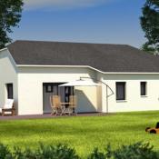 Maison 5 pièces + Terrain Rieutort-de-Randon