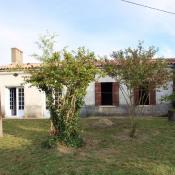 Saint André de Cubzac, Maison en pierre 4 pièces, 136 m2