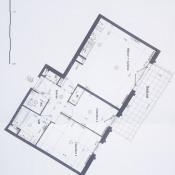 Puteaux, Apartamento 3 assoalhadas, 61 m2