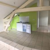Villefranche sur Saône, Двухуровневая квартира 2 комнаты, 45 m2