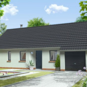 Maison 5 pièces + Terrain Aire-sur-la-Lys