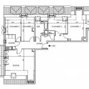 Le Blanc Mesnil, квартирa 5 комнаты, 95 m2