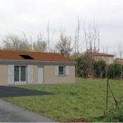 Maison 4 pièces + Terrain Aubiat