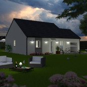 Maison 4 pièces + Terrain Saint-Prest