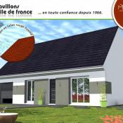Terrain 442 m² Machemont (60150)