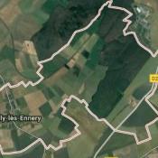 Terrain 673 m² Chailly-Lès-Ennery (57365)
