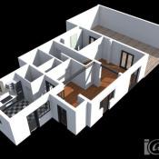 Saint Vincent de Tyrosse, Duplex 7 pièces, 145 m2