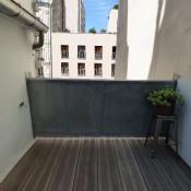 Paris 18ème, Wohnung 6 Zimmer, 113 m2