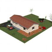 Maison 3 pièces + Terrain Ambutrix