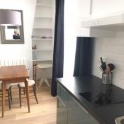 Rental apartment Paris 20ème 700€ CC - Picture 1