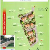 Terrain 300 m² Cannes la Bocca (06150)