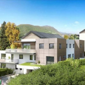 Aix les Bains, Appartement 5 pièces, 124,58 m2