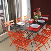 Sète, Appartement 3 pièces, 70 m2