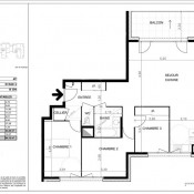 Vente appartement Viry 351500€ - Photo 1