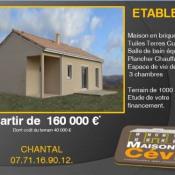 Terrain 1000 m² Tournon-sur-Rhône (07300)
