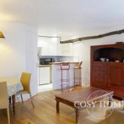 Paris 4ème, Apartamento 2 assoalhadas, 35 m2