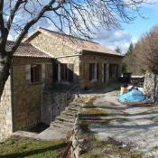Vernoux en Vivarais, Casa em pedra 6 assoalhadas, 160 m2