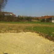 Terrain 550 m² Chanoz-Châtenay (01400)