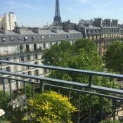Paris 16ème, Appartement 5 pièces, 145 m2