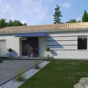 Maison 4 pièces + Terrain Roullet-Saint-Estèphe