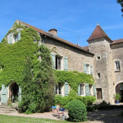 Port sur Saône, Castillo 10 habitaciones, 450 m2