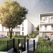Fontaines sur Saône, Appartement 2 pièces, 40 m2