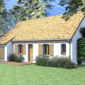 Maison 3 pièces + Terrain Ormes