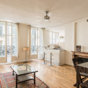 Paris 6ème, Apartment 3 rooms, 85.9 m2