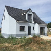 Maison 6 pièces + Terrain St Ouen de Thouberville