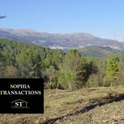 Terrain 2785 m² Roquefort-les-Pins (06330)