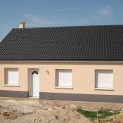 Maison 2 pièces + Terrain Feuquières-en-Vimeu