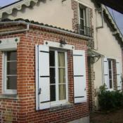 vente Maison / Villa 4 pièces Chateau Renault