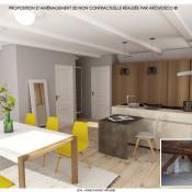 vente Appartement 4 pièces Dampierre-les-Bois