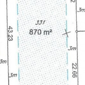 Poyanne, 870 m2