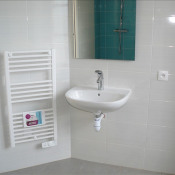 Rental apartment Josselin 400€ CC - Picture 6