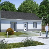 Maison 3 pièces + Terrain Saint-Gobain