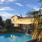 Cavignac, Maison en pierre 7 pièces, 162 m2