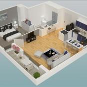 Vente appartement Dieppe 150000€ - Photo 2