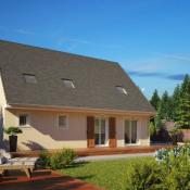 Maison 4 pièces + Terrain Azay-le-Rideau