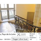 Nantes, квартирa 4 комнаты, 109 m2
