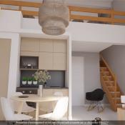 Vic la Gardiole, Maison contemporaine 3 pièces, 39 m2