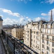 Paris 7ème, Duplex 5 pièces, 162,2 m2