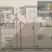 Vente appartement Hanches 134 990€ - Photo 1