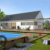 Maison 4 pièces + Terrain Saint-Étienne-de-Tulmont