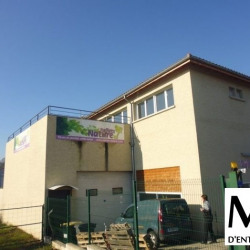 Location Bureau Craponne 36 m²